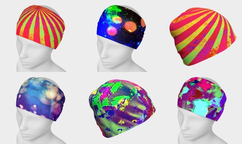 Head wear preview