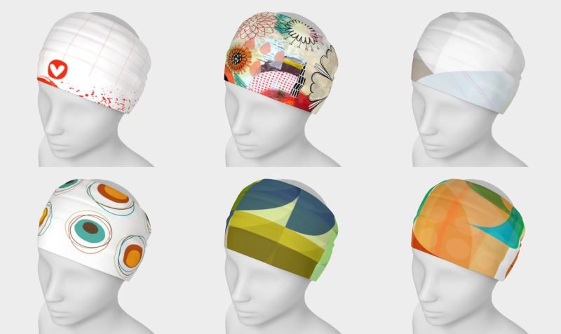 Headbands by Deloresart preview