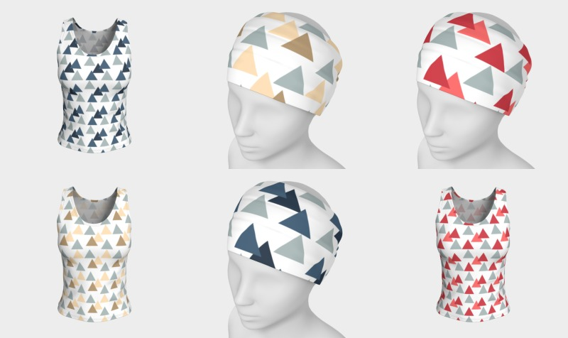 ABSTRACT NIHO TANIWHA Collection preview