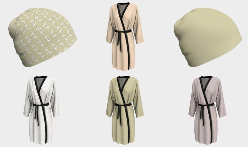 MAREIKURA Collection preview