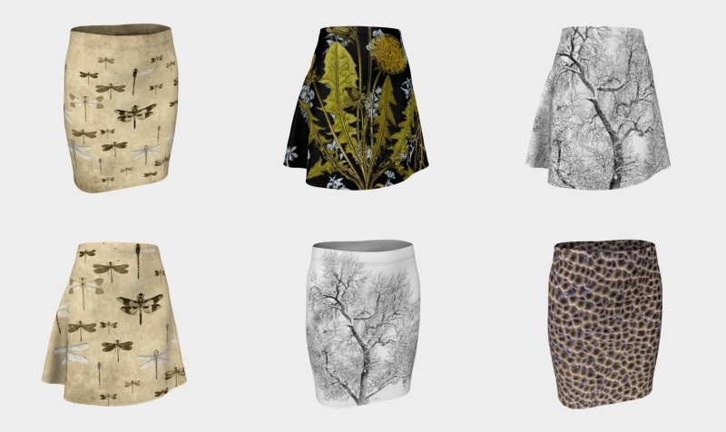 Skirts preview