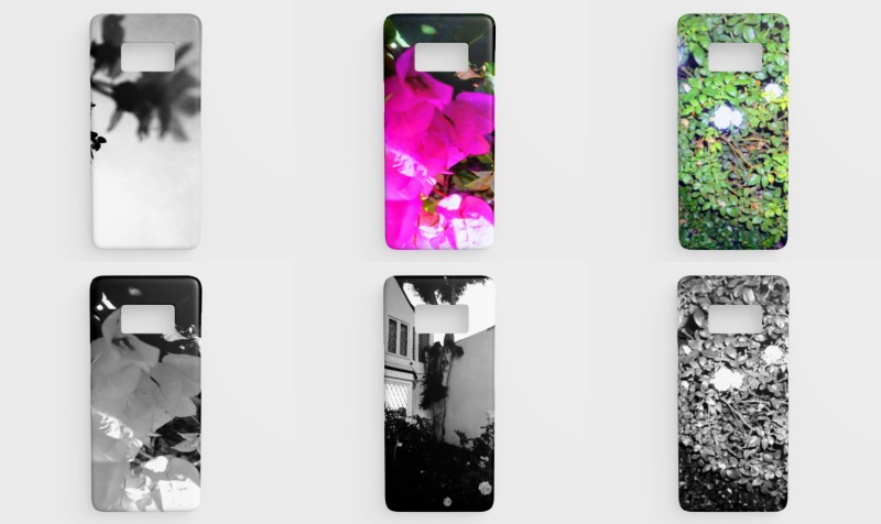 Initial Phone CASES preview