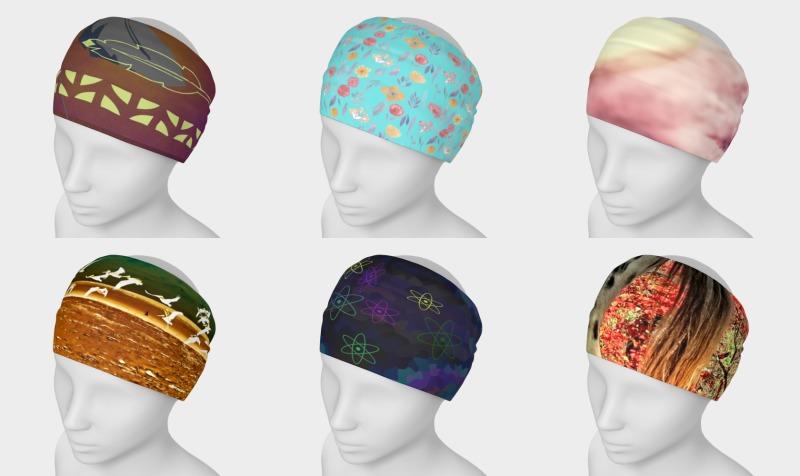 Headbands preview
