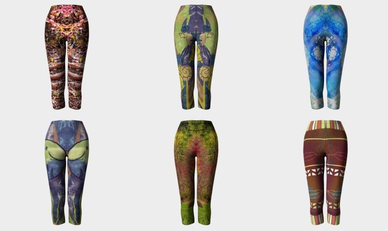 Capri Leggings preview