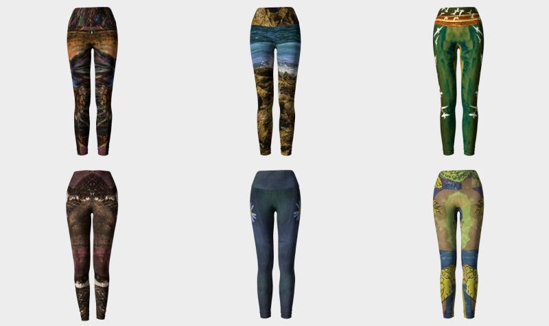 Yoga Leggings preview
