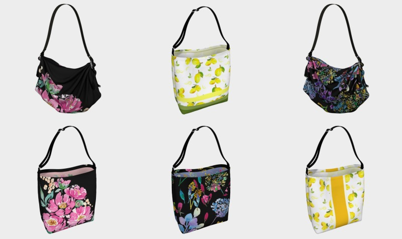Fashion Totes for 2018 preview