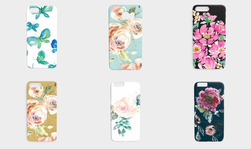 Watercolor Cell Phone Cases preview