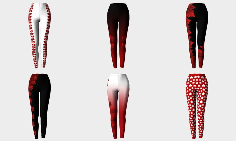 Canada Leggings preview