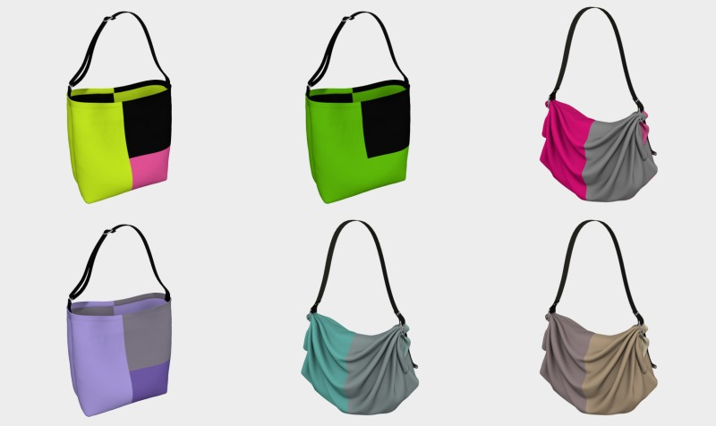 Delightfully Solid Bags preview