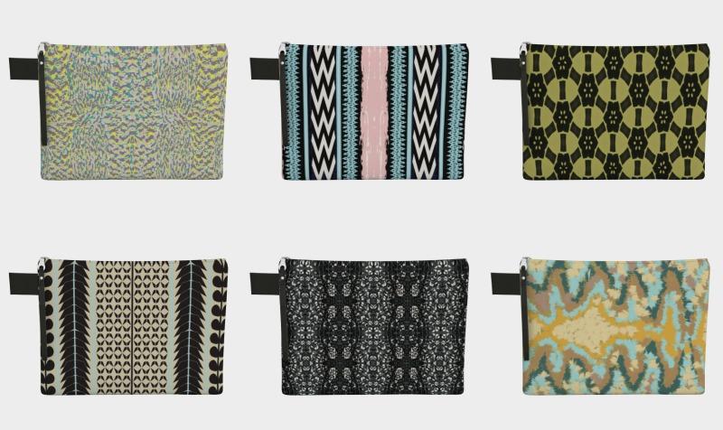 Pouches/Zipper Carry-Alls  preview