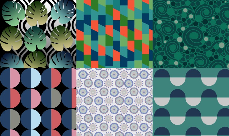 Patterned Fabrics preview