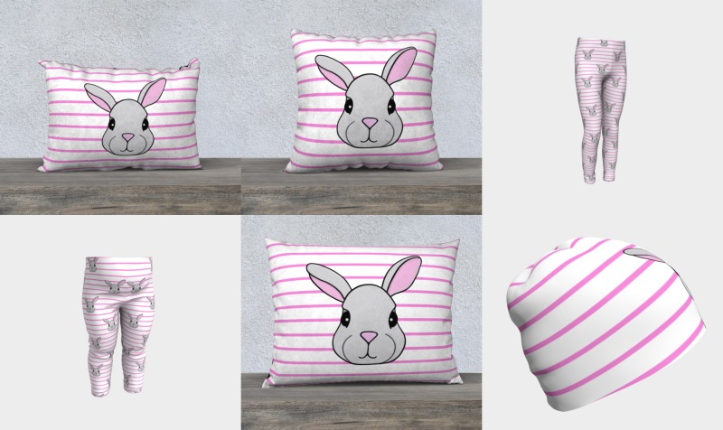 Rosie the Rabbit preview