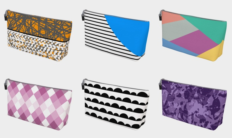 makeup bags by trebam preview