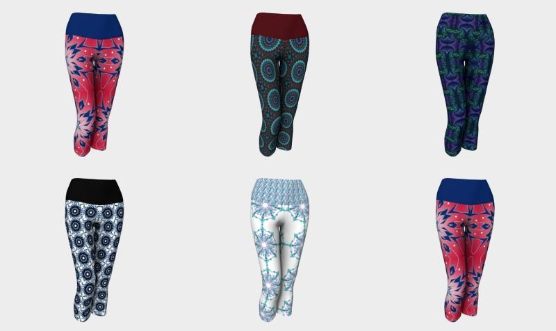 Aperçu de Yoga Capris Legging