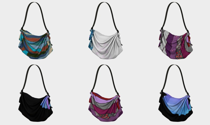 origami tote preview