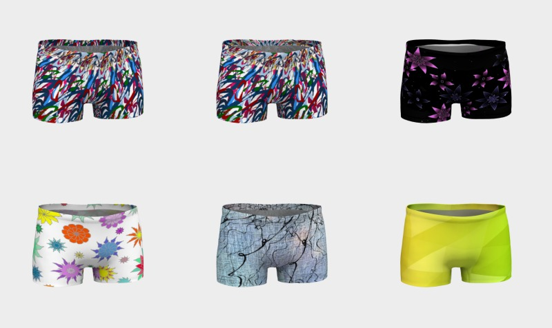 shorts preview