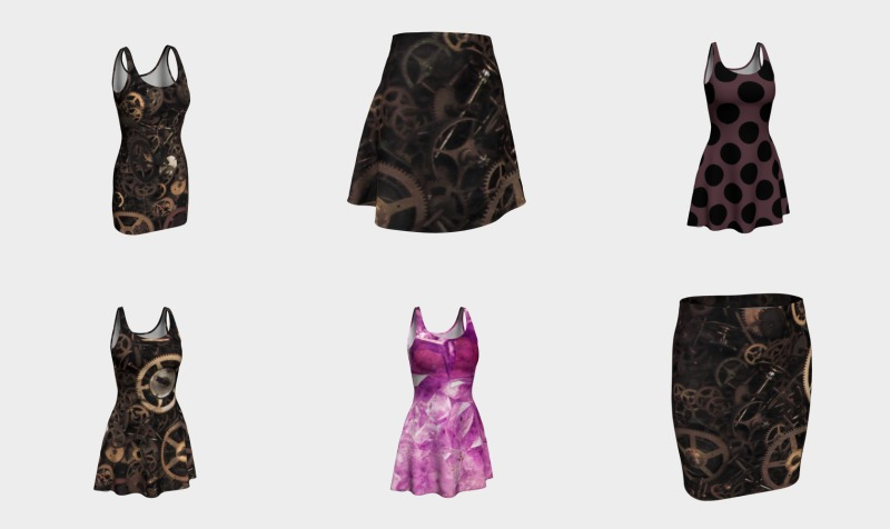 Skirts and Dresses preview