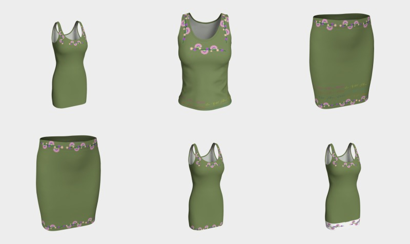 Olive flowerChild preview