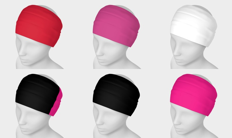 Solid Colour Headbands preview