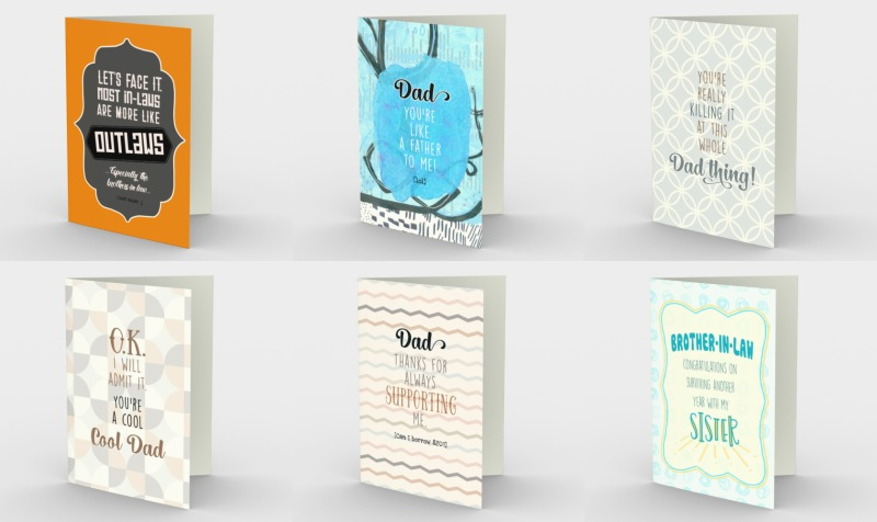 Father's Day  Greeting Cards preview