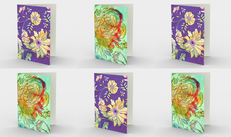 Art Greeting Cards preview