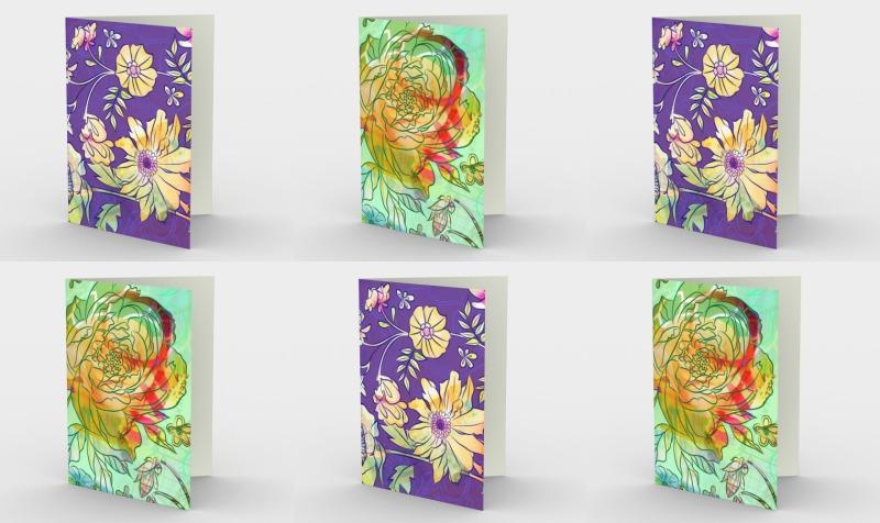 Aperçu de Art Greeting Cards