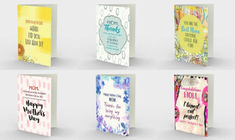 Mother's Day Greeting Cards preview