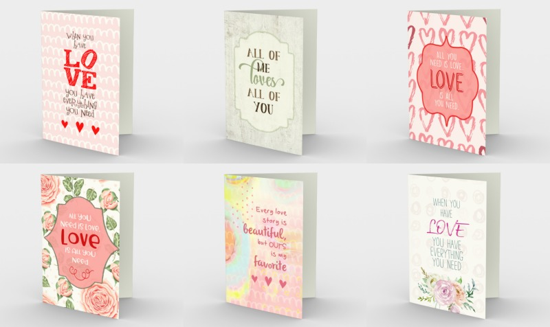 Love Greeting Cards preview