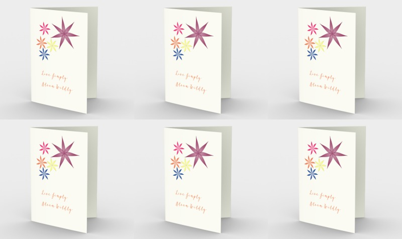 Stationary cards preview