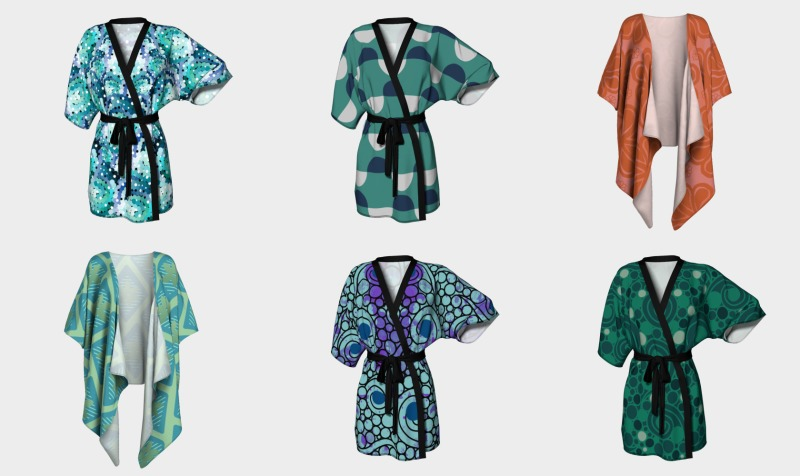 Lovely Kimonos preview