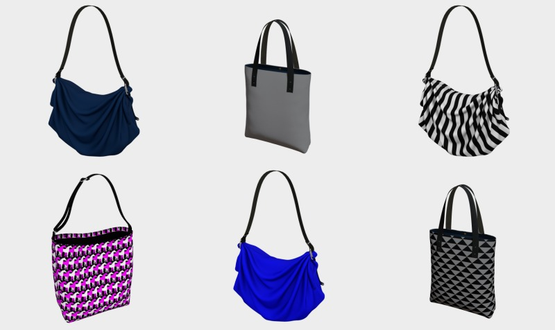Bags, Totes, Shoulder Bags preview