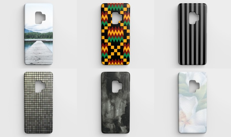 Aperçu de Galaxy S9 Phone Cases