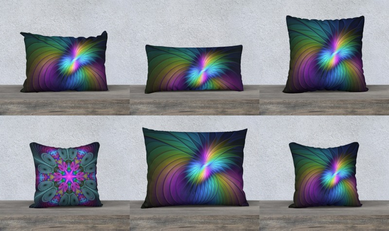 Colorful Pillow Cases preview