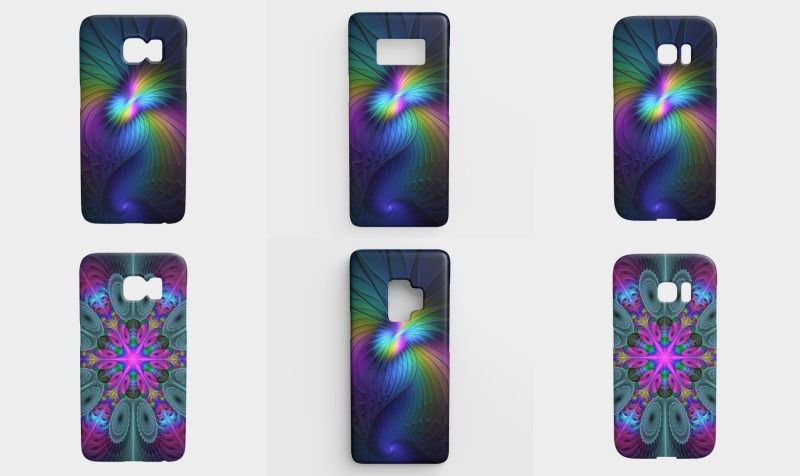 Colorful Galaxy Cases preview