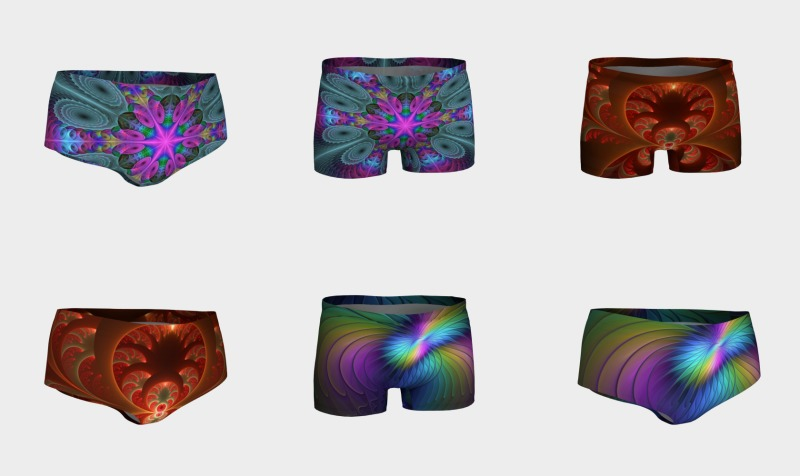 Colorful Shorts preview