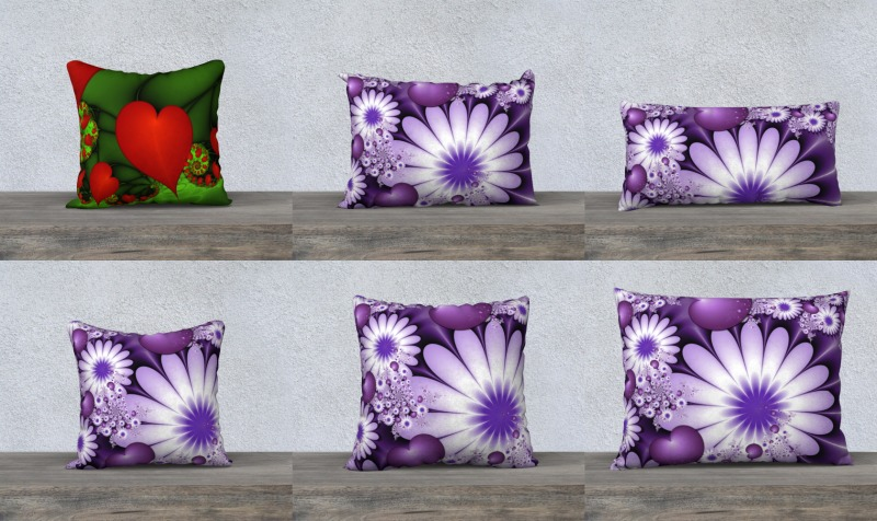 Emotions on Pillow Cases preview