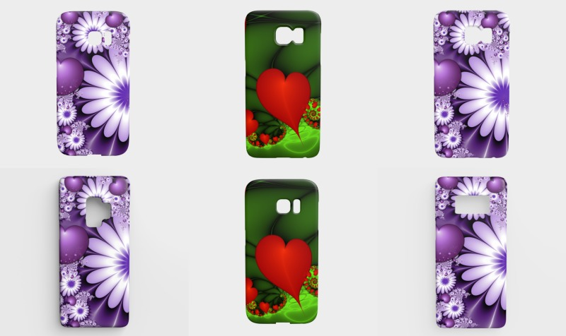 Emotions on Galaxy Cases preview