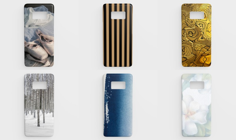 Aperçu de Galaxy S8 Phone Cases