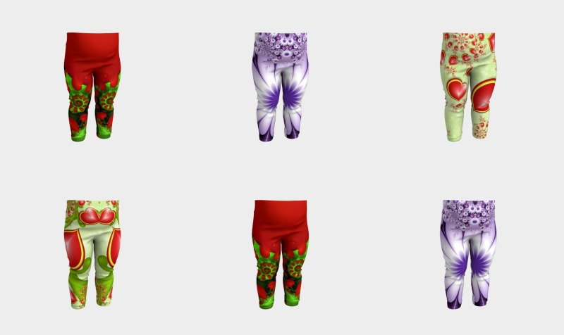 Emotions on Baby Leggings preview