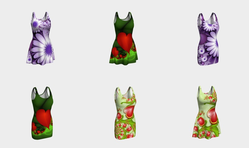 Emotions on Dresses preview