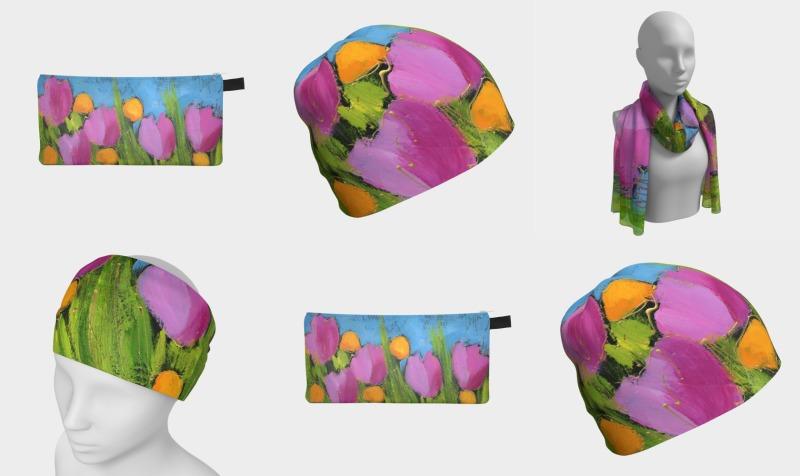 Aperçu de Rose tulipia