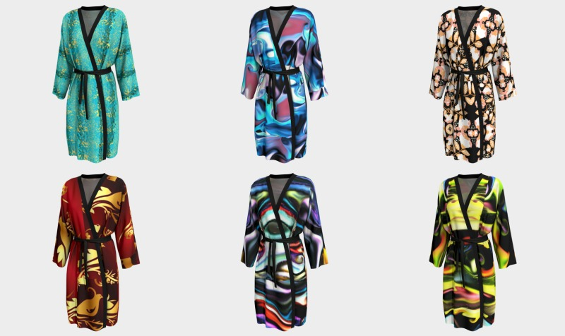 Womens Robes preview