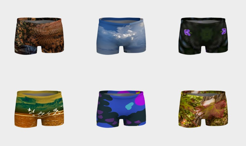 Running Shorts preview