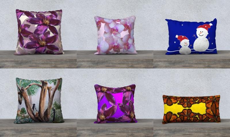 Non Mosaic Pillows preview