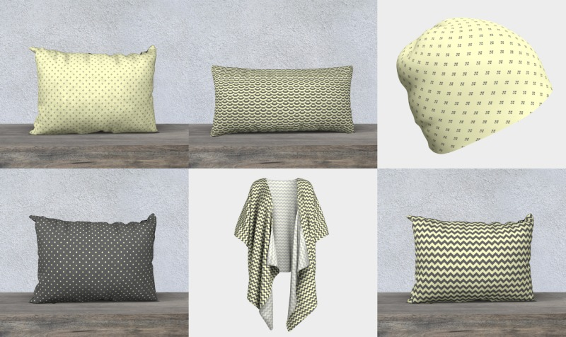 Grey & Linen preview