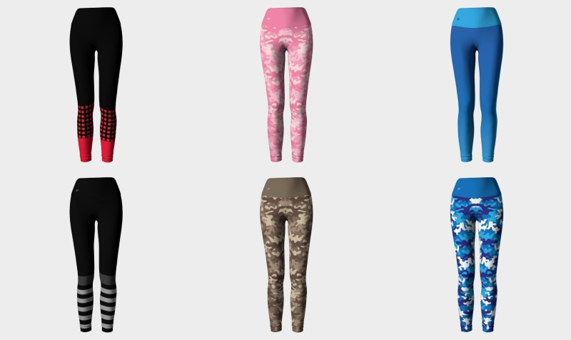 Legging preview