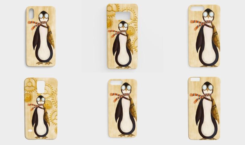 Scott The Penguin Cases preview