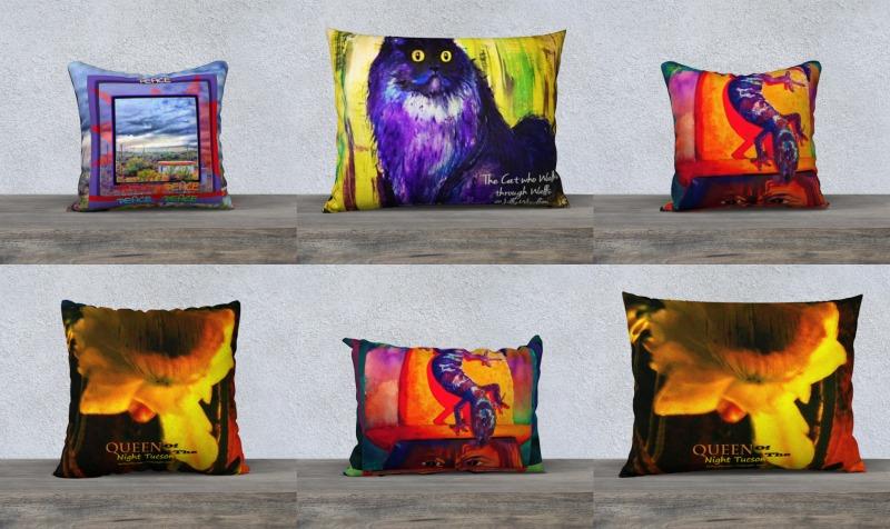 Pillow Moksha by Jilly preview