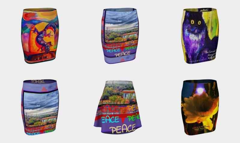 Skirt Moksha by Jilly preview