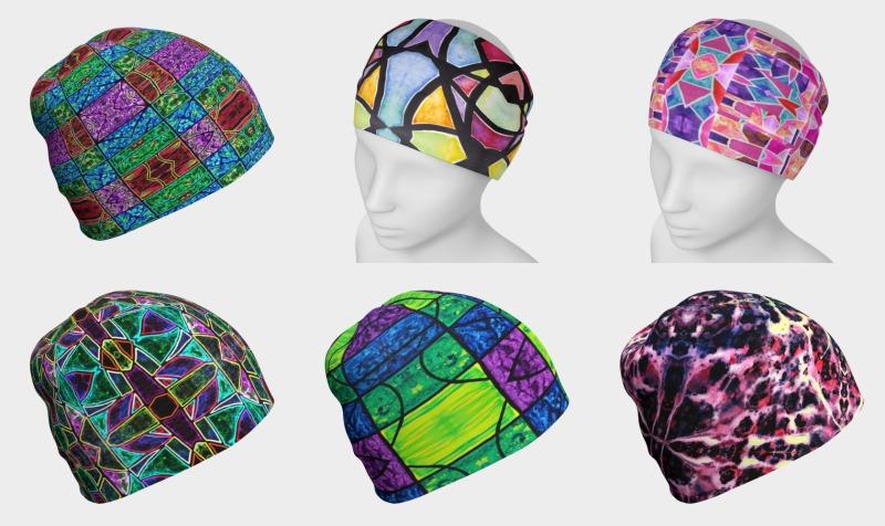 Headbands & Beanies preview